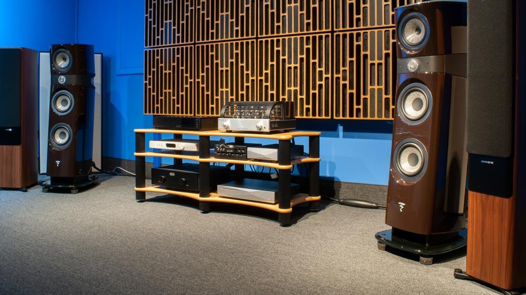 Washington DC Maryland Virginia audio gear dealer
