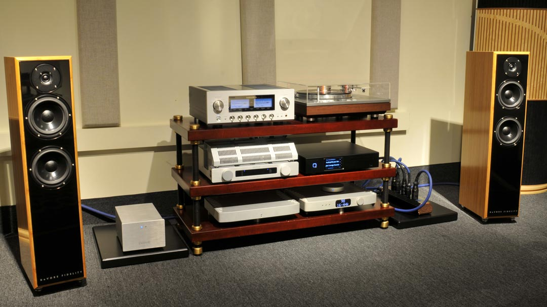 Washington DC Maryland Virginia audio dealer