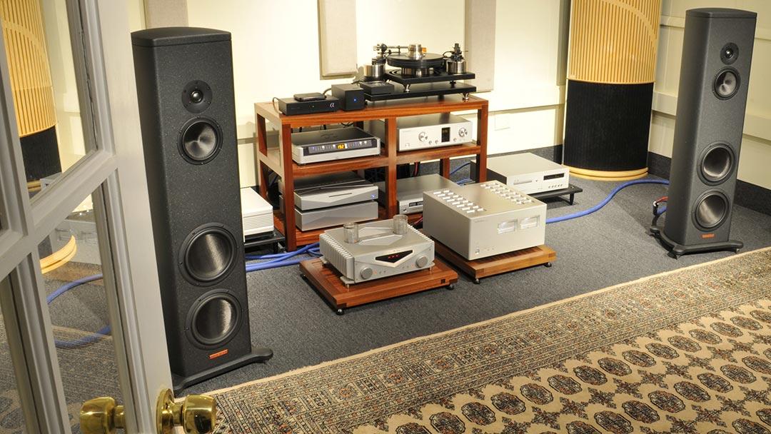 Washington DC Maryland Virginia audiophile components dealer