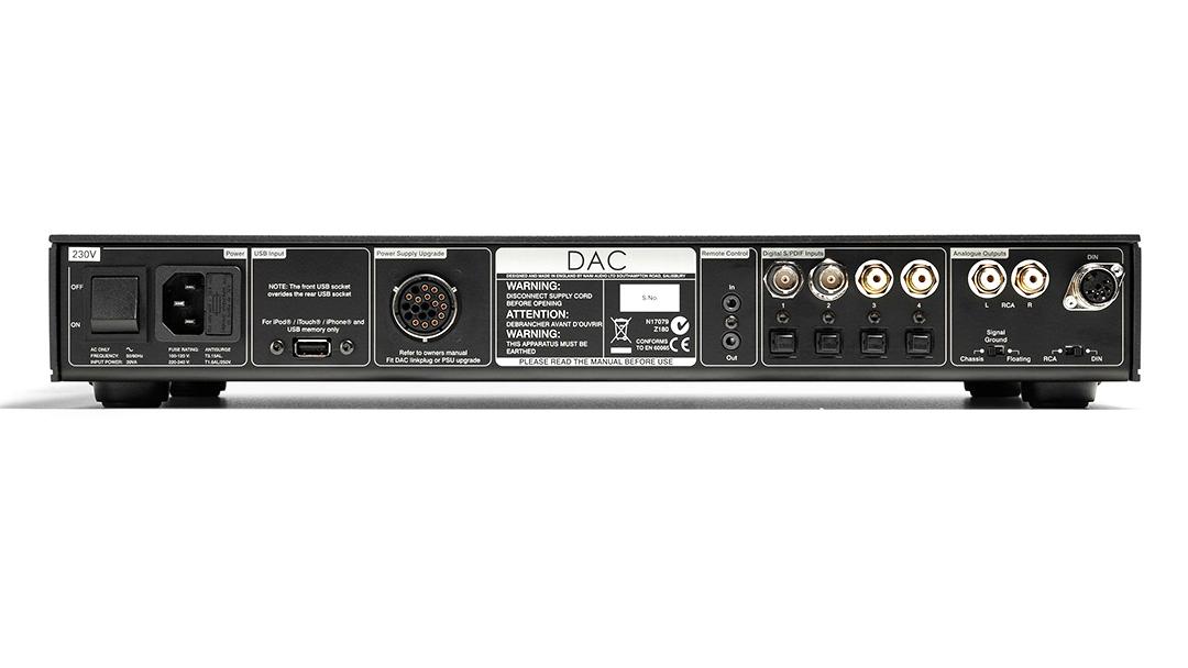 Washington DC Naim DAC Digital Analog Converter authorized dealer