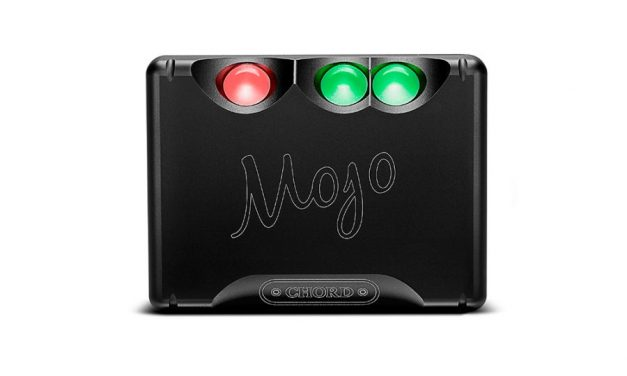 Chord Mojo Transportable DAC and Headphone Amplifier