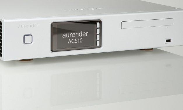 Aurender ACS10 Caching Music Server / Streamer / CD Ripper