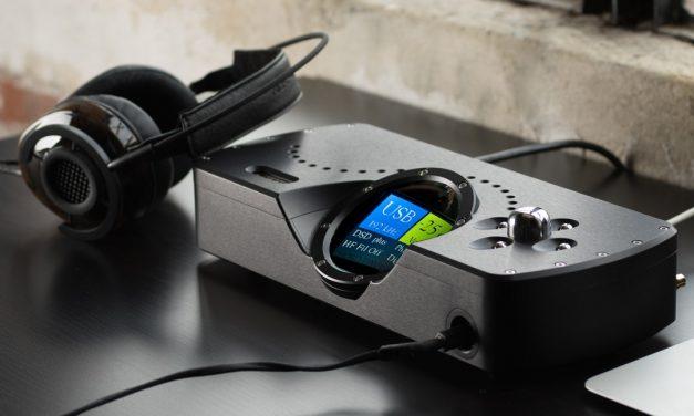 Chord DAVE DAC, Preamplifier & Headphone Amplifier