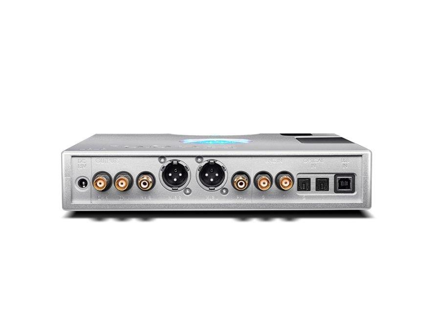 Washington DC Virginia Maryland Chord HUGO TT 2 DAC preamplifier headphone amplifier back view