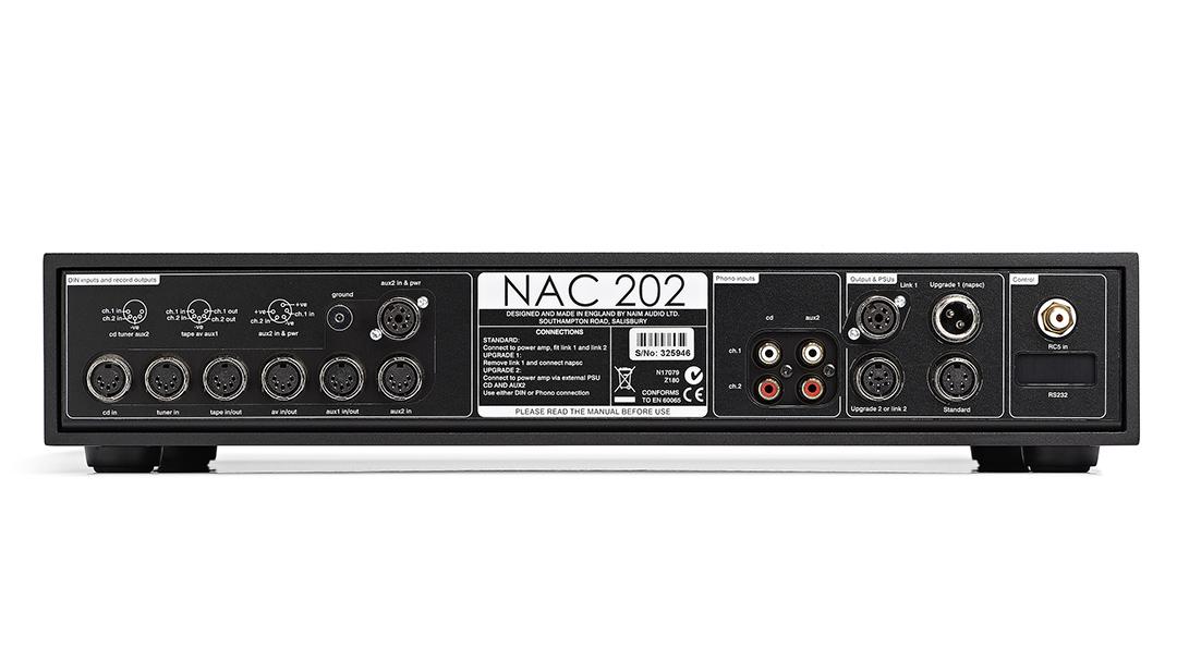 Washington DC Virginia Maryland Naim NAC202