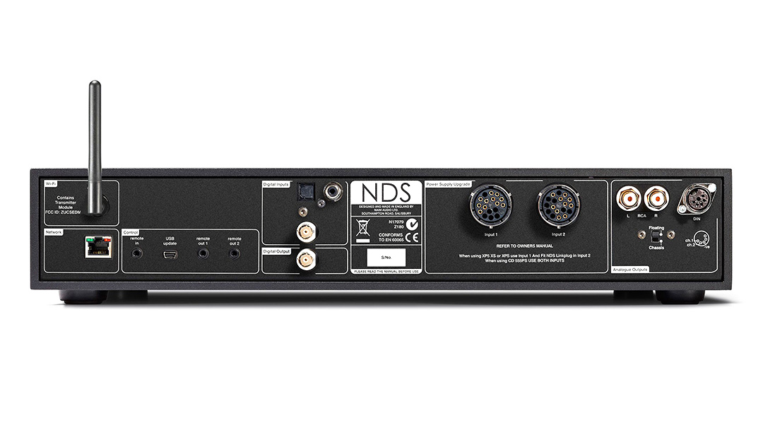 Washington DC Virginia Maryland Naim NDS Network Player authorized dealer