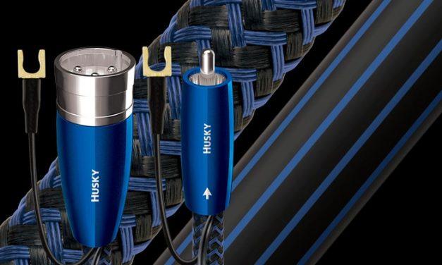 audioquest husky subwoofer cables