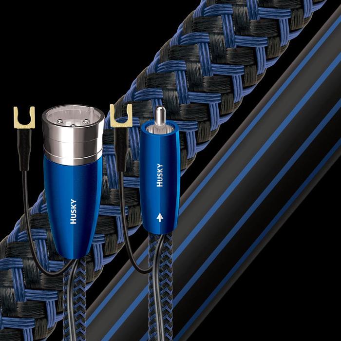 audioquest husky subwoofer cables authorized dealer