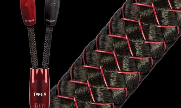 AudioQuest Type 9 Speaker Cables