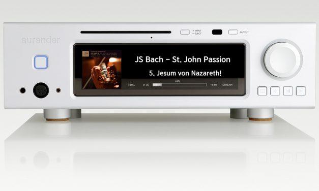 Aurender A30 Music Server / Streamer