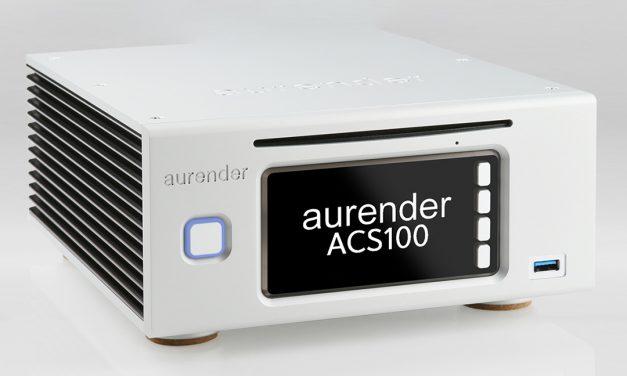 Aurender ACS100 Caching Music Server