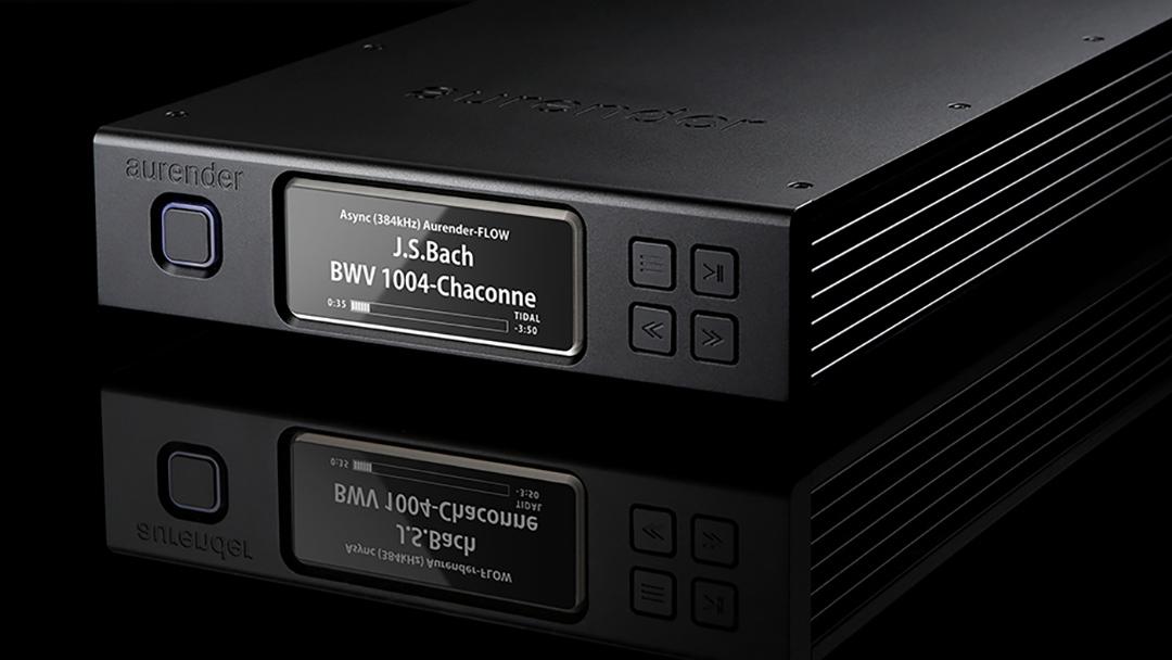 aurender n100 black