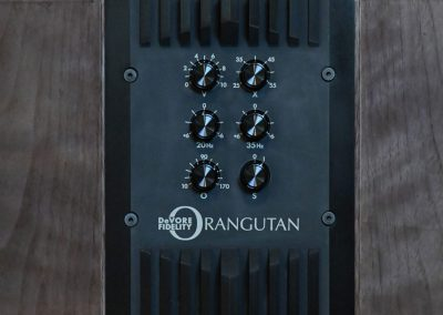 devore audio orangutan reference loudspeakers crossover
