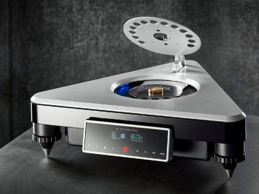 gryphon ethos cd player transport and DAC authorized dealer