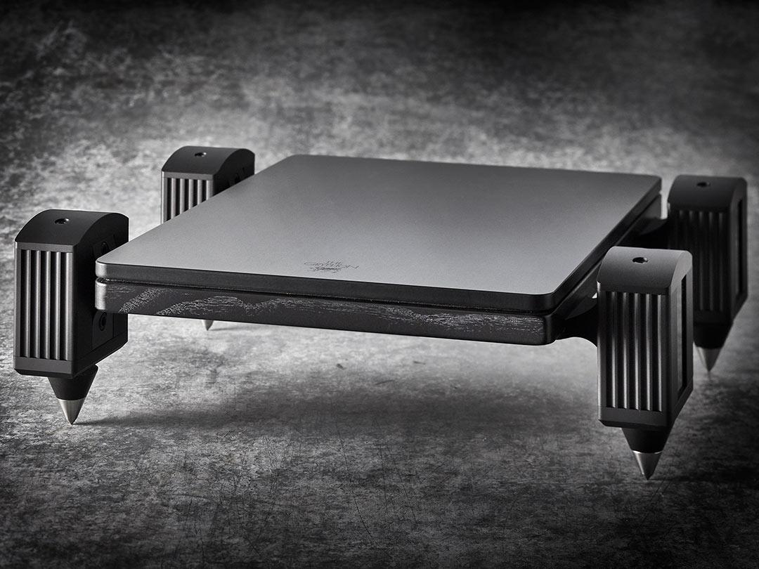 gryphon standart audio furniture amp stand empty