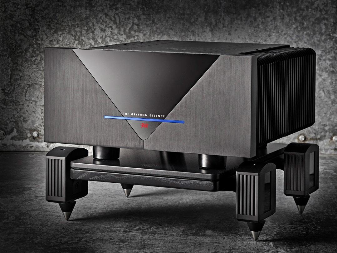 gryphon standart audio furniture amp stand