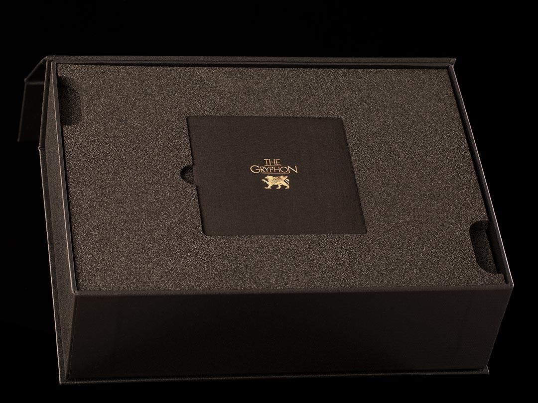 gryphon vanta audio cables presentation box