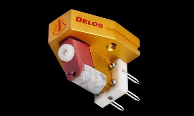 Lyra Delos phono cartridge