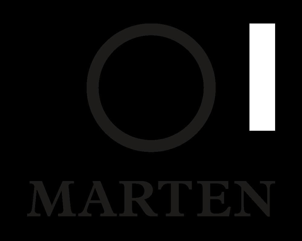marten speakers logo dark