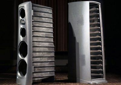 rockport lyra loudspeakers frame