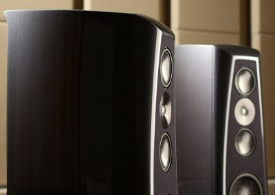 rockport lyra loudspeakers profile