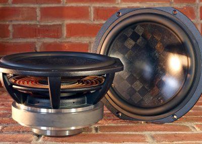 rockport lyra loudspeakers drivers