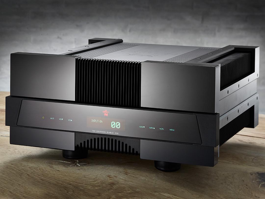 washington dc virginia maryland east coast Gryphon Audio Diablo 300 integrated amplifier dealer