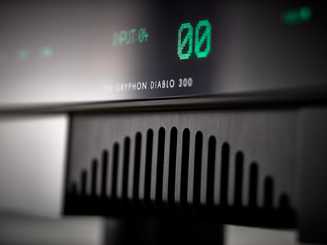 washington dc virginia maryland east coast Gryphon Audio Diablo 300 integrated amplifier dealer display